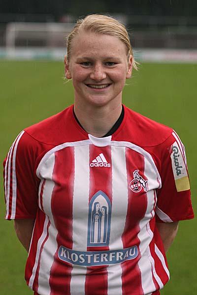 Susanne Kasperczyk (copyright by frauenfussball-foto.de)